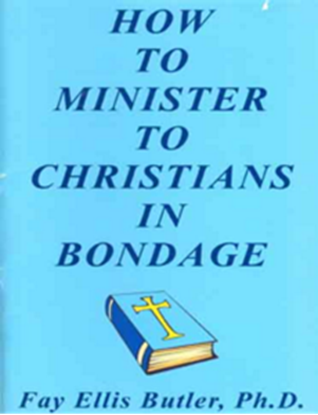Picture of HOW TO MINISTER TO CHRISTIANS IN BONDAGE